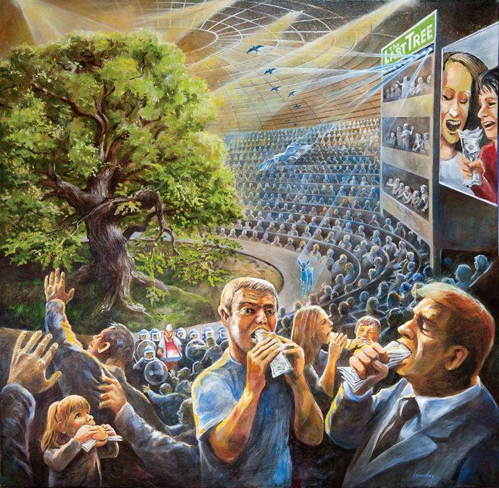 The Last Tree - Daniel Loveday