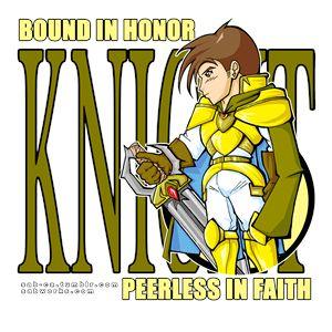 Knight of Honor and Faith
