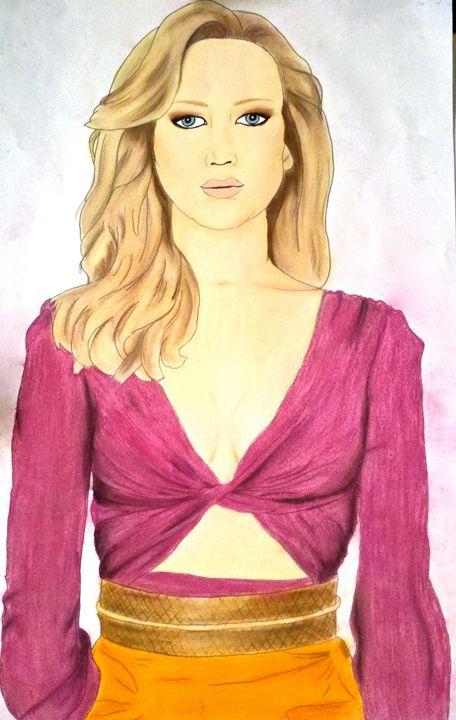 Jennifer Lawrence - Jaden