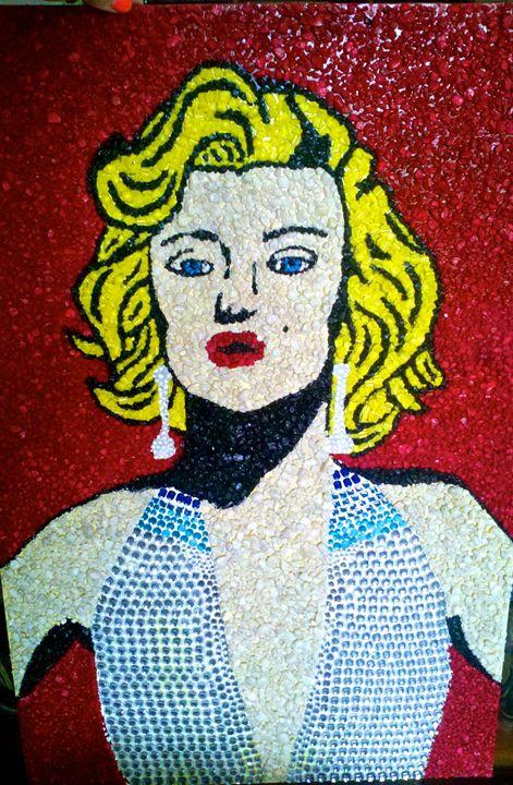 Marilyn Monroe - Jaden