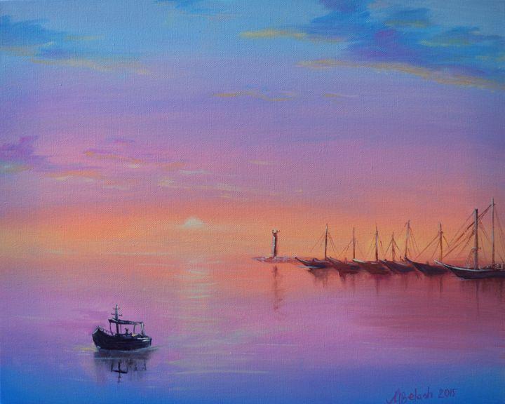 Sunrise - Zakem