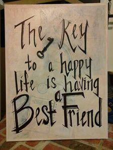 Best Friend Key