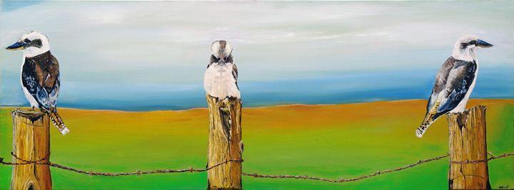 nature art - Micheal Timmins art