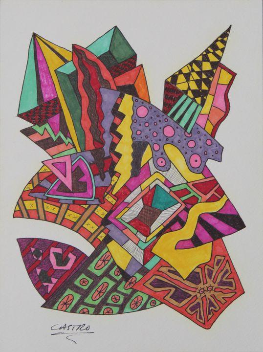Untitled - Castro's Art