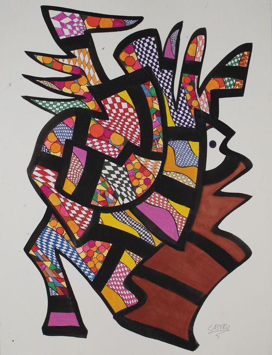 Keokuk. - Castro's Art