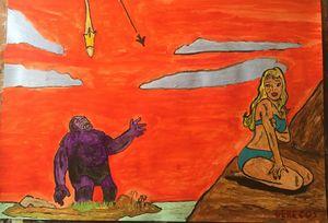 Die King Kong! - Spyros Gerecos