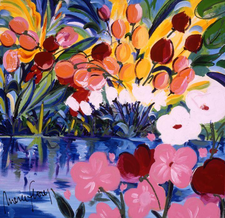 MF-099 expresionismo_fauvismo - Merce Flores