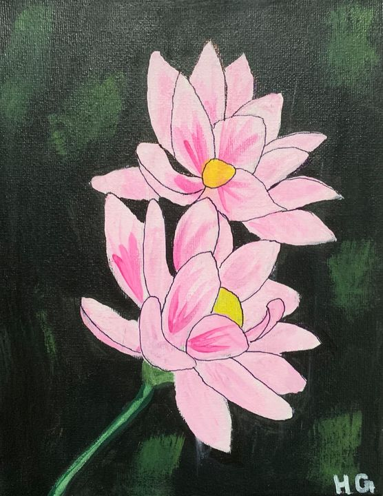 Lotuses - Hannah