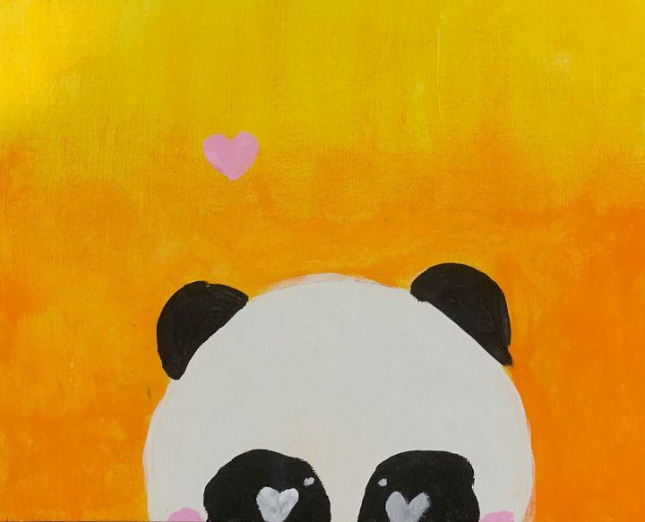 Cute Panda - Hannah