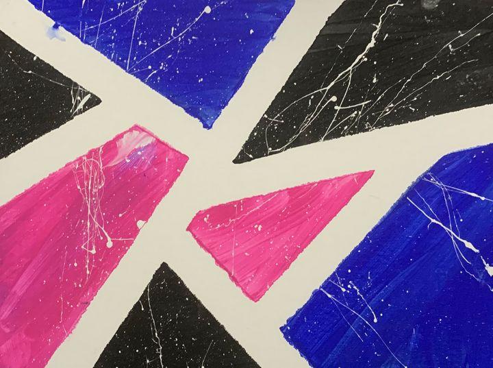 Decorative Abstract - Hannah