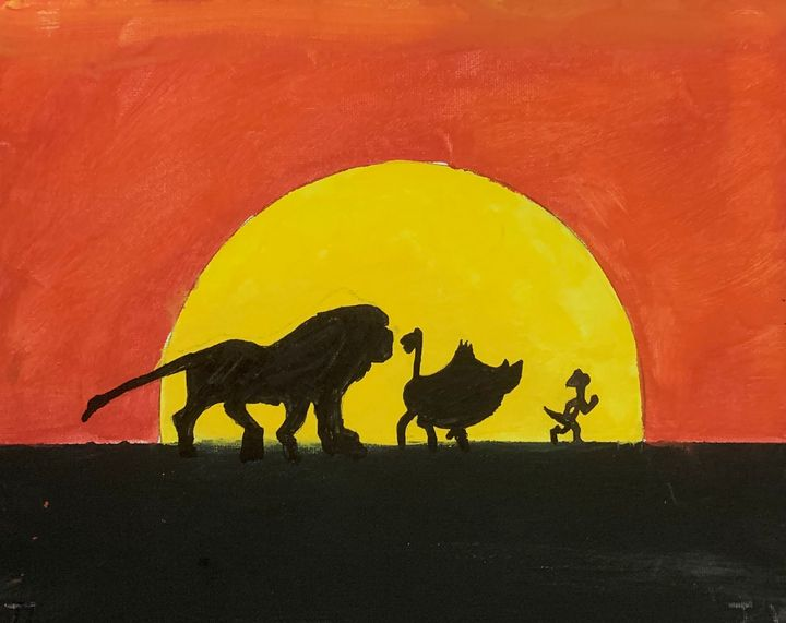 Lion King - Hannah