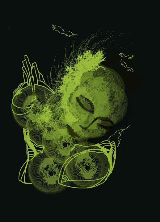 Green dreams - Evereth Garden