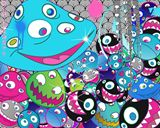 Dibond, Clear coat Epoxy