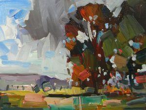 Original Oil Painting, Jose Trujillo