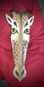 Giraffe Palm Creations