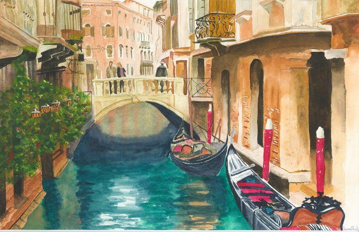Venice Canal - Edwin Aybar