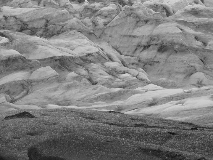 Fláajökull, Iceland, 3 - Travellin' Light: photography, Monica Melissano