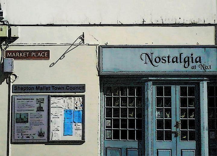 Nostalgia No.1 - Travellin' Light: photography, Monica Melissano