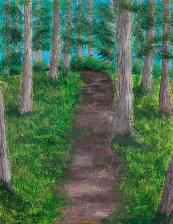 Nature Pathway - Emma's Art