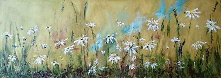 Flowers from Cedar Downs , Limerick - Dr. Haq