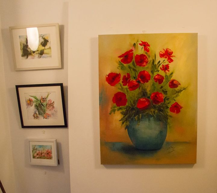 Red Poppies - Dr. Haq