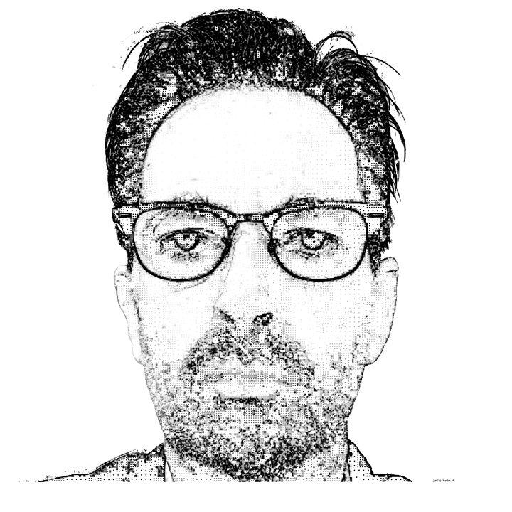 Self Portrait - dietmar paul schoder
