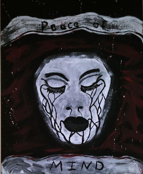 Reflection - Expressionthruart