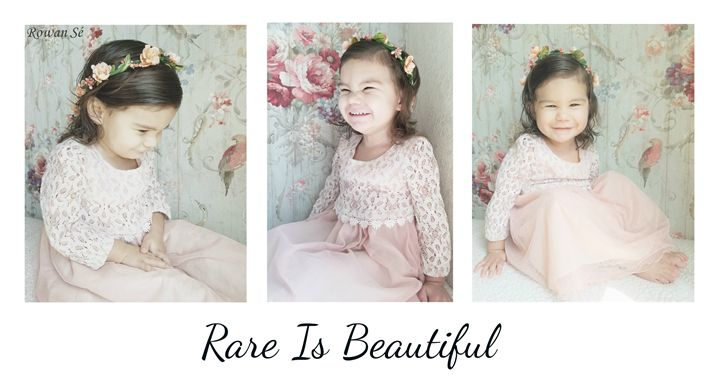 Rare Is Beautiful-Tiny Fairy - Rowan Sé