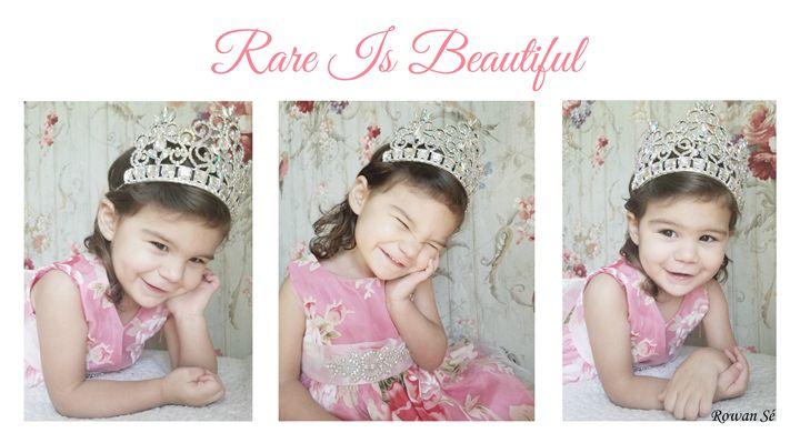 Rare Is Beautiful- Queen - Rowan Sé