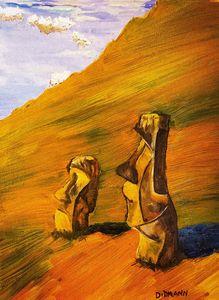 Moai Brothers