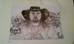 Guy Gilchrist Birthday Collage
