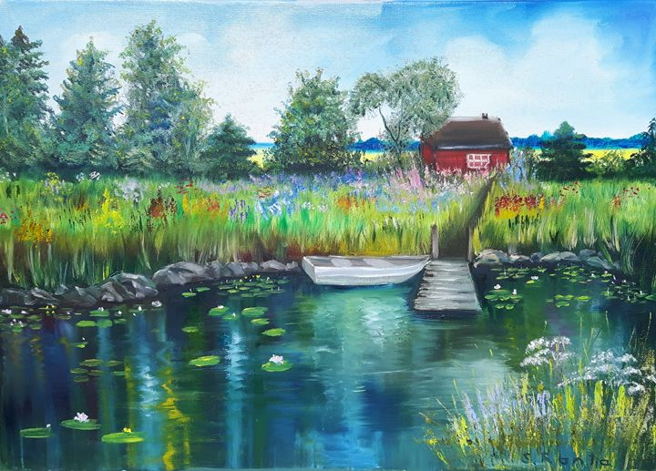 Summer Day - Svetlana Ranta