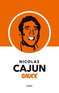 Nick Cajun Sauce