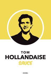 Tom Hollandaise Sauce