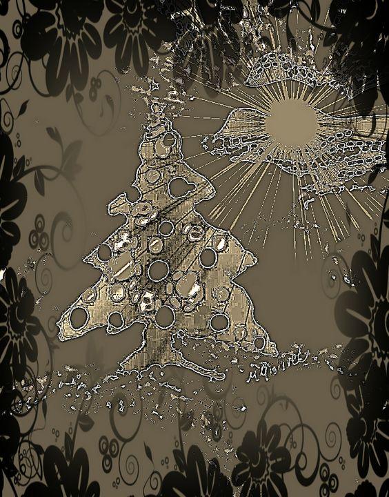 Christmas Treeland - Marlena Mislivec Sandoval