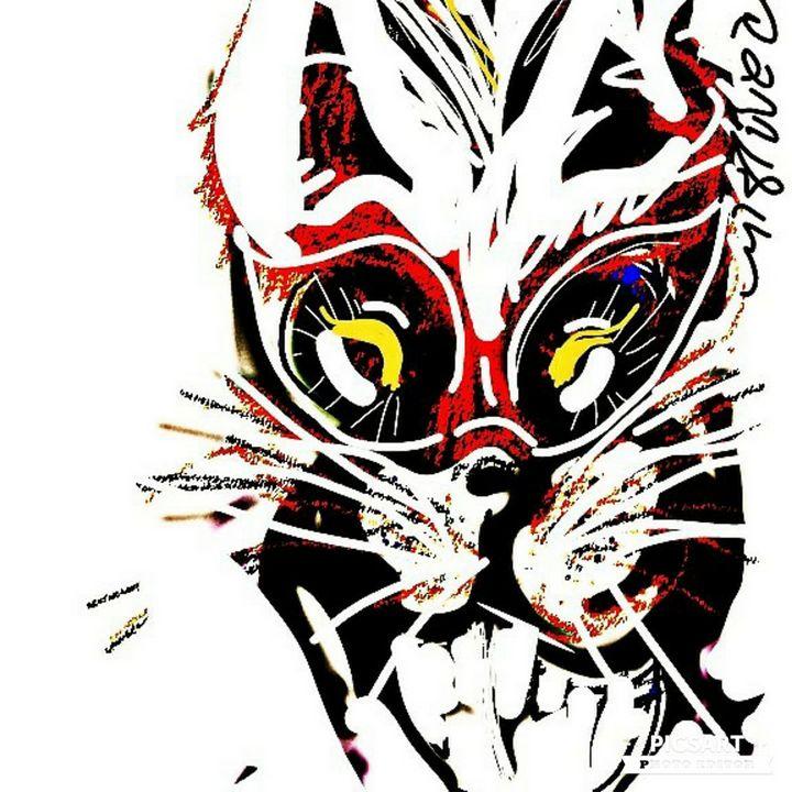 CrazyCat - Marlena Mislivec Sandoval