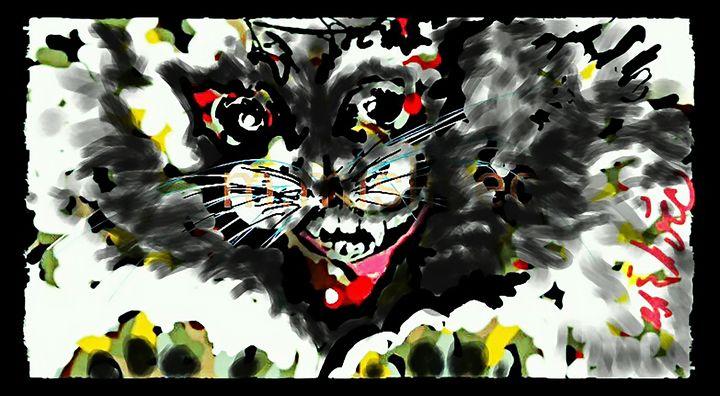 Sly Cat - Marlena Mislivec Sandoval