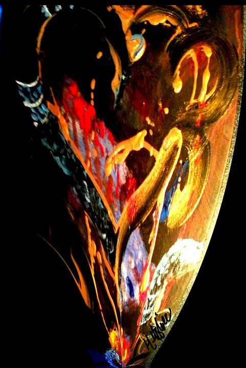 War in the Heart - Marlena Mislivec Sandoval