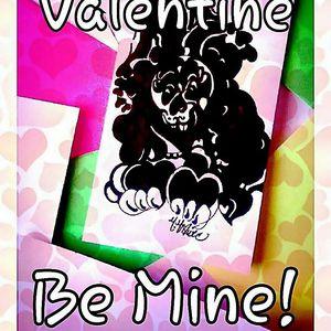 Valentine Bunny Val