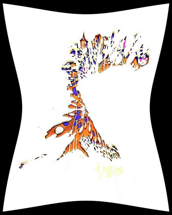 Tree in Motion - Marlena Mislivec Sandoval