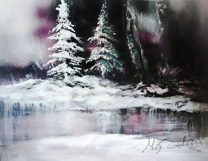 White Lake - Marlena Mislivec Sandoval
