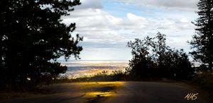 Cheyenne Mountain Scene