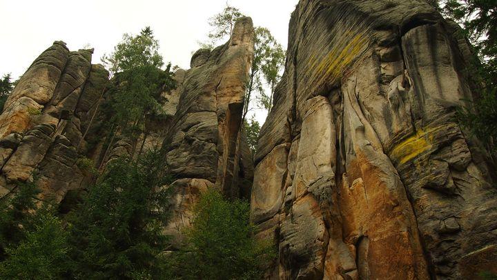 Cliffs - New View