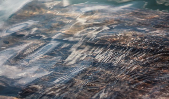 Flowing water - New View