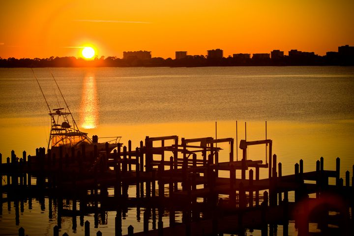 Sunset - New View