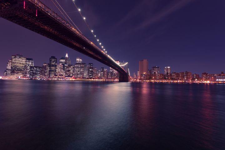 New York Brooklyn Bridge - New View