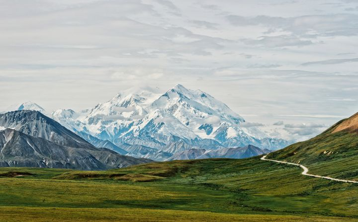 Alaska landscape - New View