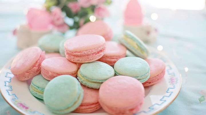 Macarons - New View