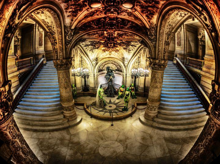 Paris Opera - New View