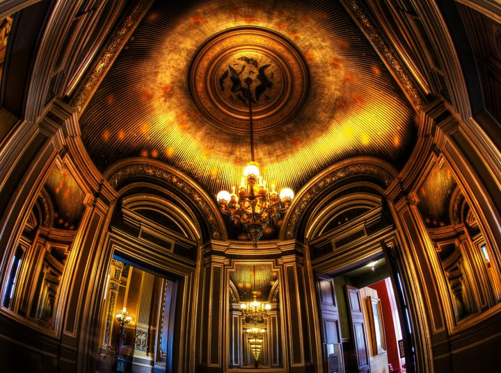 Palais Garnier - New View